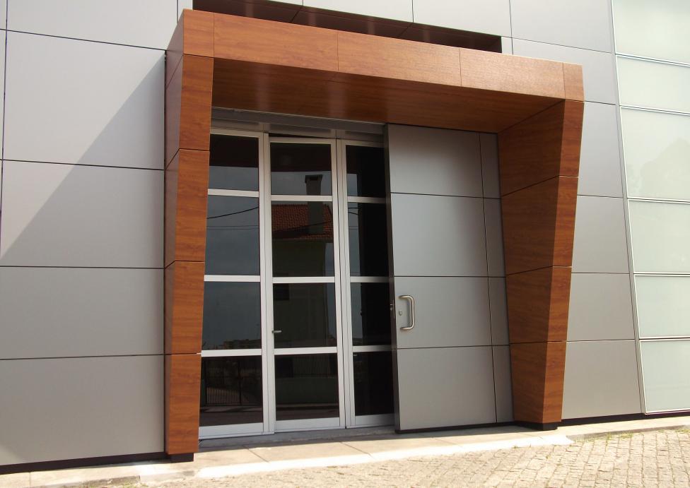 Alubond fasada